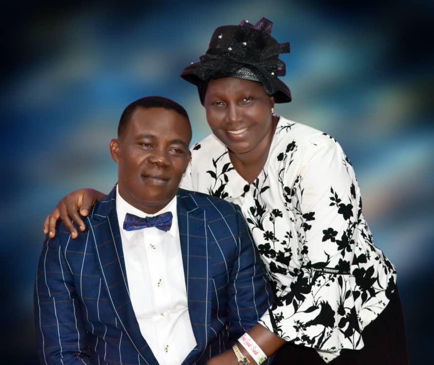PASTOR & MRS. OTEMUYIWA ADEMOLA GIDEON