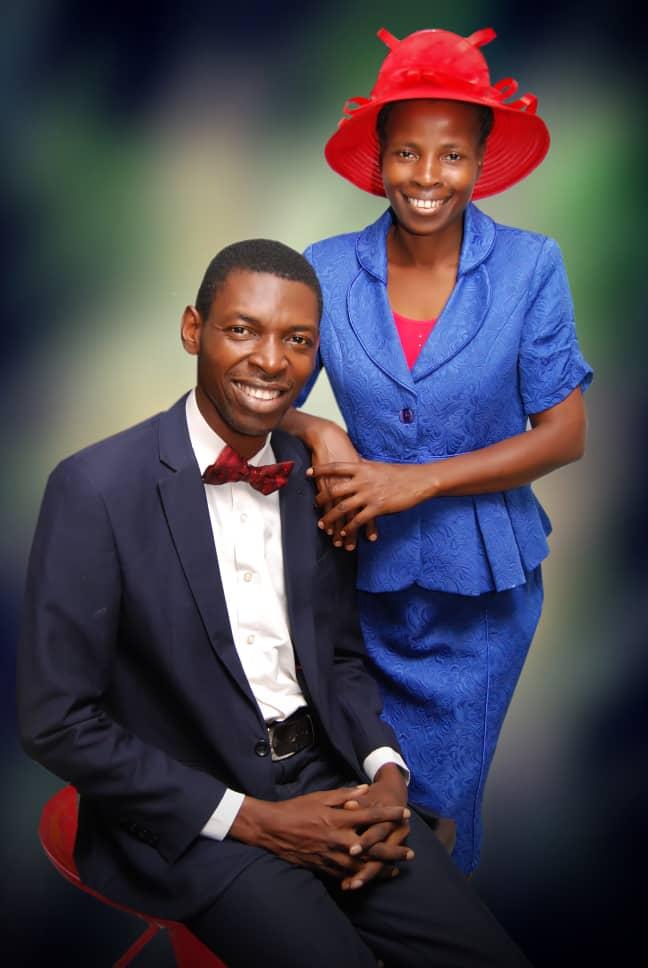 Pastor & Pastor Mrs. Temitope Olobayo